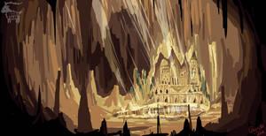 Cave of the Jackals Concept