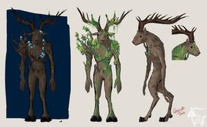 Forest Spirit Concept