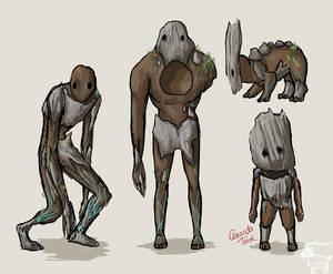 Undead Concept Art