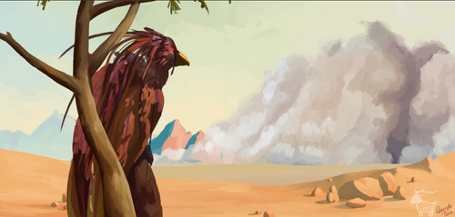Desert Spirit Concept
