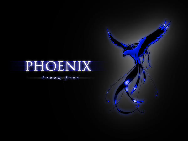 Phoenix Wallpaper by DarkPhoenixDragon17