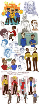 SET PHASERS TO STUNNING