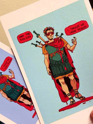 IDES OF MARCH CARDS by SlackWater