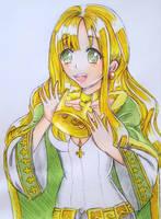 C |Queen Cornet by sugachi