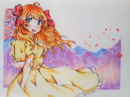 Sakura Chiyo by sugachi