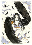 WITCHTOBER 23 - Raven