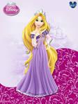 DisneyPrincess - Rapunzel ByGF