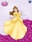 DisneyPrincess - Belle ByGF