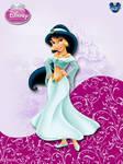 DisneyPrincess - Jasmine ByGF