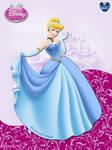 DisneyPrincess -CinderellaByGF