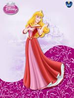 DisneyPrincess - Aurora ByGF by GFantasy92