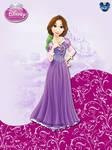 DisneyPrincess- RapunzelC ByGF