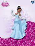 DisneyPrincess - Tiana2 ByGF