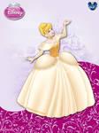 DisneyPrincess-Cinderella2ByGF