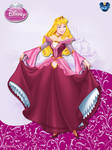 DisneyPrincess - Aurora2 ByGF