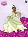 DisneyPrincess - Tiana3 ByGF