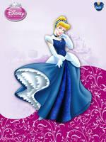 DisneyPrincess-Cinderella3ByGF by GFantasy92