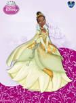 DisneyPrincess - Tiana4 ByGF
