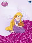 DisneyPrincess - Rapunzel2ByGF