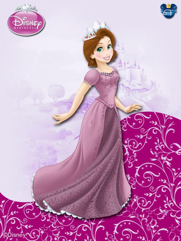 DisneyPrincess-Princess Rapunzel ByGF by GFantasy92