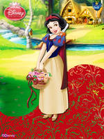 OriginalDisneyPrincess- Snow White ByGF by GFantasy92