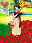 OriginalDisneyPrincess- Snow White ByGF