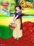 OriginalDisneyPrincess- Snow White ByGF