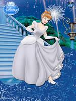 OriginalDisneyPrincess- Cinderella ByGF by GFantasy92