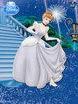 OriginalDisneyPrincess- Cinderella ByGF