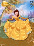 OriginalDisneyPrincess - Belle by GF