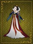 Queen SnowWhite - Disney Queen designer collection