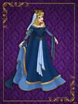 Queen Aurora- Disney Queen designer collection
