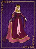 Queen Aurora- Disney Queen designer collection by GFantasy92