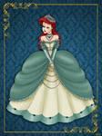 Queen Ariel - Disney Queen designer collection
