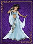 Queen Jasmine- Disney Queen designer collection