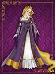 Queen Rapunzel - Disney Queen designer collection