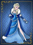 Queen Elsa- Disney Queen designer collection
