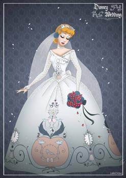 Cinderella - Disney Wedding Princess designer