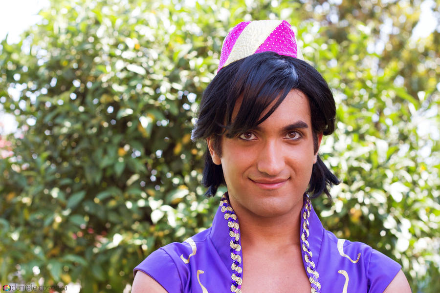Aladdin Cosplay by LeleDraw by GFantasy92