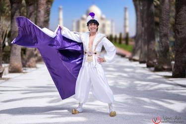 Prince Ali Ababwa / Aladdin by GFantasy92