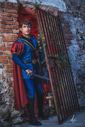 Prince Philip Cosplay by GFantasy92