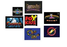 Fox Kids 1996 by clamanathaeioup