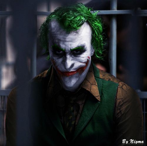 Joker Comic Style by Kid-Nigma on DeviantArt