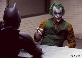 Joker Comic Style 2 by Kid-Nigma
