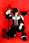 Sora Halloween Town 01 cosplay