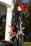 Axel Kingdom Hearts cosplay