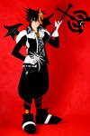 Sora Halloween Town 06 cosplay