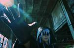 Riku Kingdom Hearts II cosplay