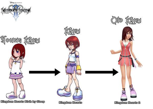 Kingdom Hearts:Kairi by WeapondesignerDawe on DeviantArt