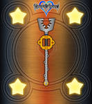 Keystaff - Kingdom Key -